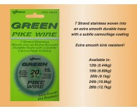Drennan Green Pike Wire