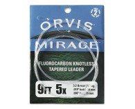 Orvis Mirage Fluorocarbon Forfang 2stk.