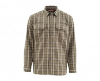 Simms Coldweather Skjorte Canteen Plaid