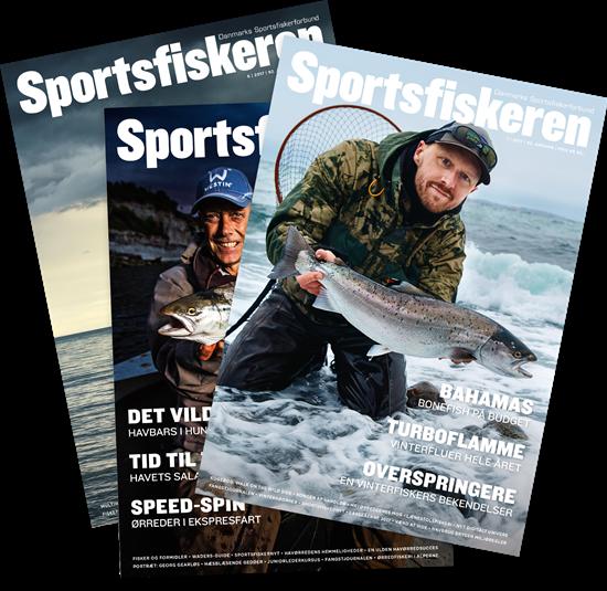 Sportsfiskeren Blad