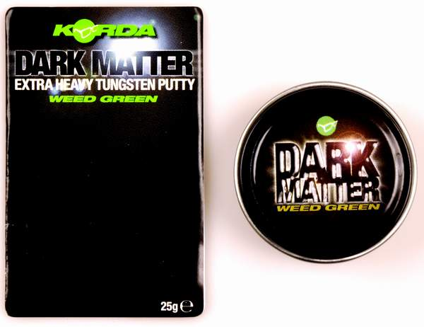Image of   Korda Dark Matter Ekstra Heavy Tungsten Putty