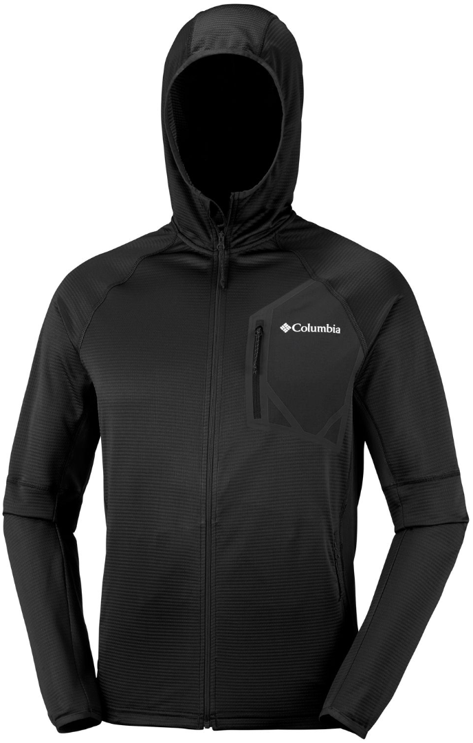 Columbia Triple Canyon Hooded Fleece Sort