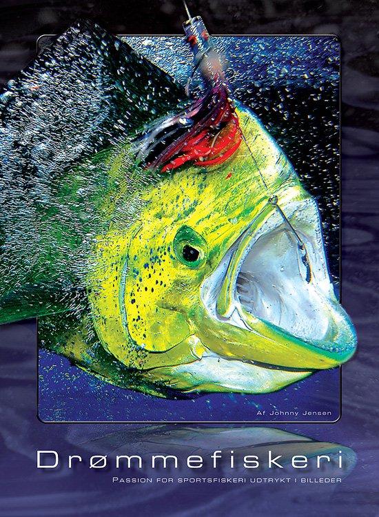Image of   Drømmefiskeri Bog