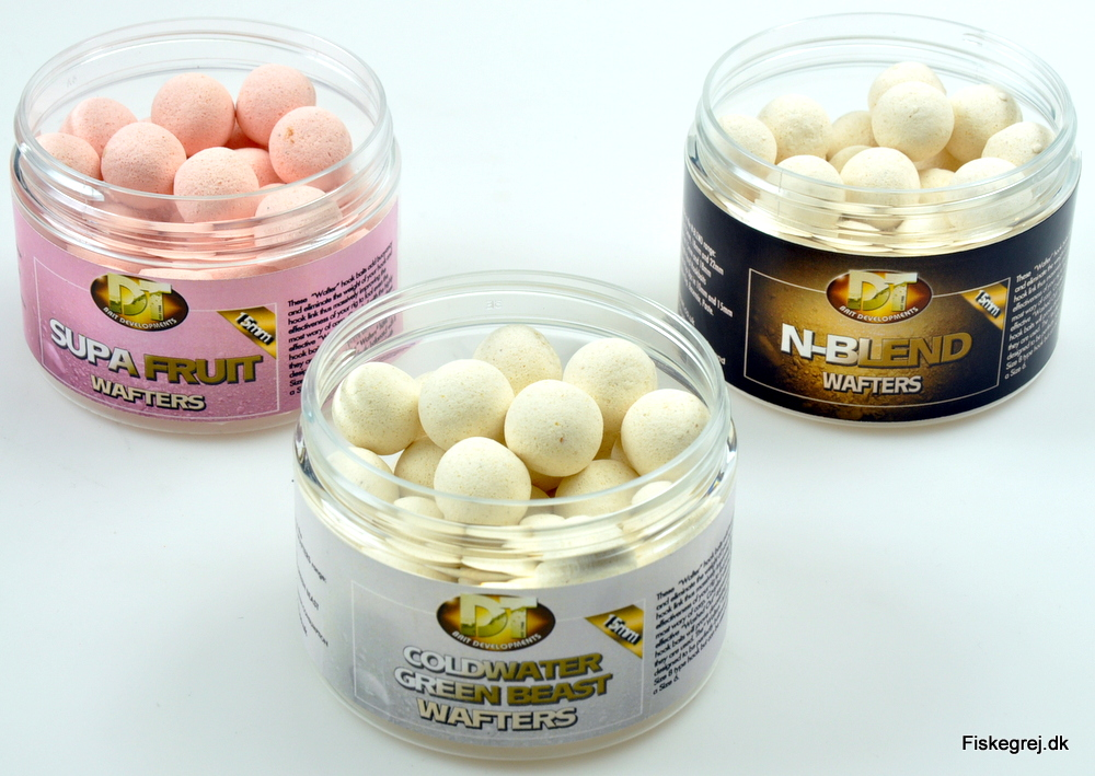 DT Bait Washed Out Wafters 15mm