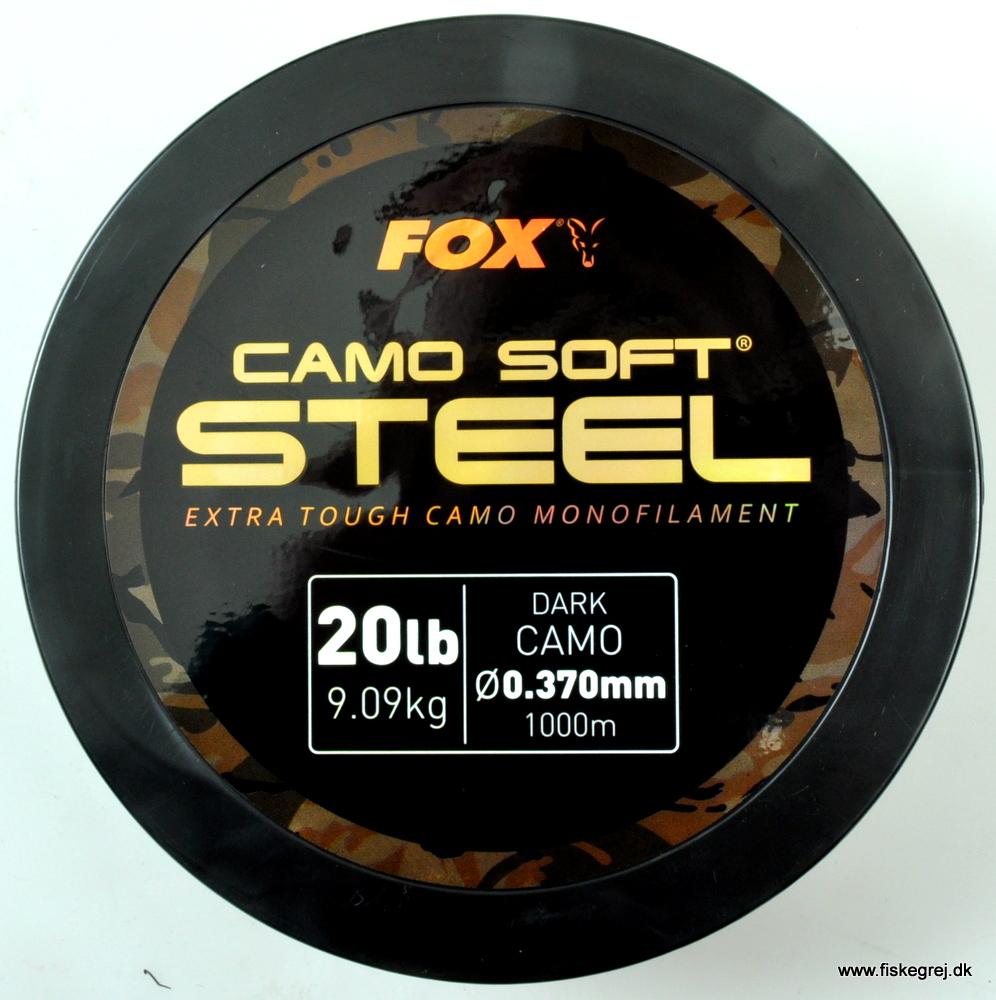 Billede af Fox Camo Soft Steel