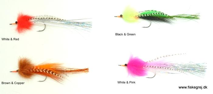 Pike Whistler Geddeflue