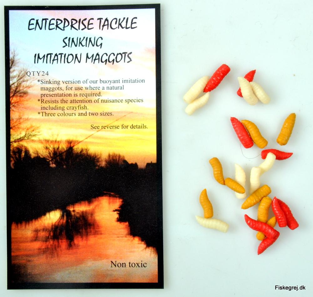 Enterprise Sinking Imitation Maggots