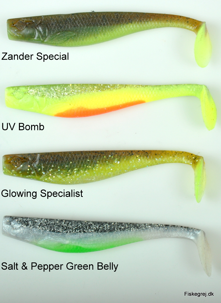 Image of   Illex Dexter UV Shad