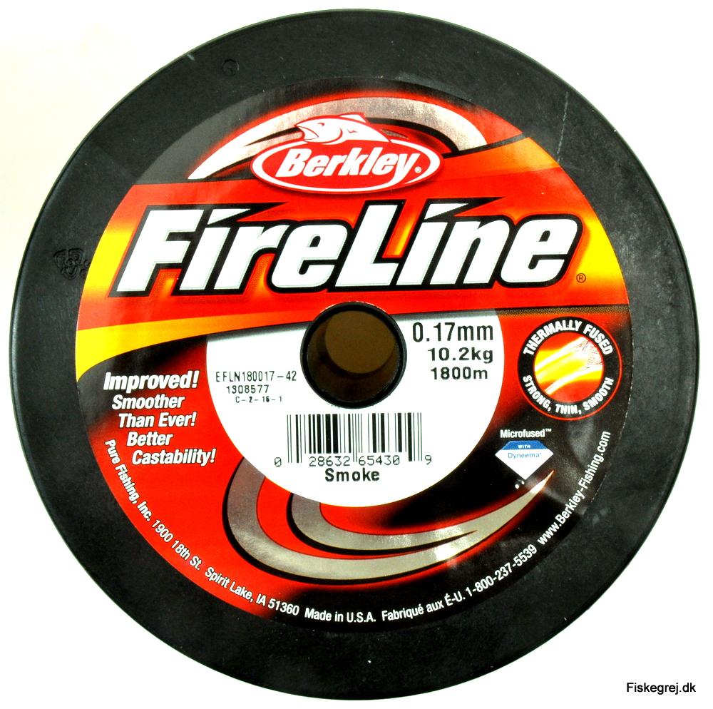Image of   Berkley Fireline 1800m