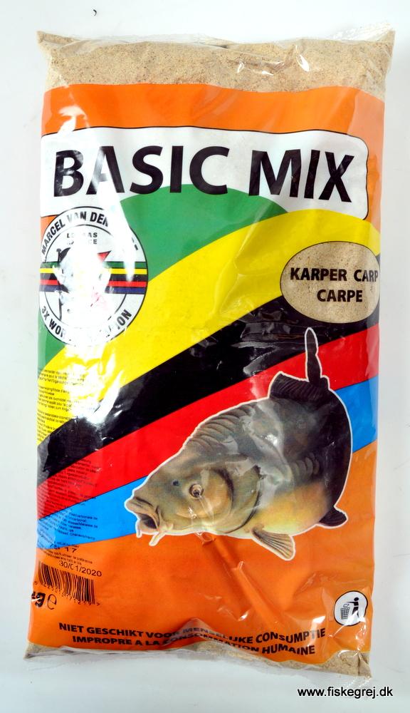Billede af M.V.D. Eynde Basic Mix Karpe Gul 2,5kg