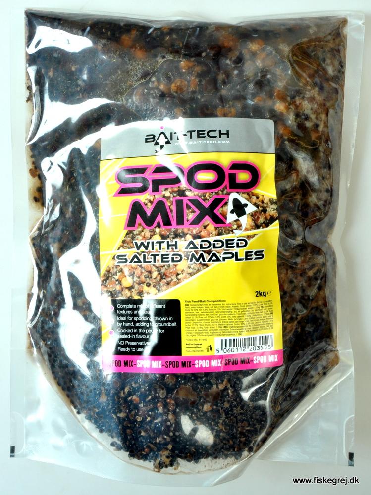Bait-Tech Superseed Spod Mix 2kg