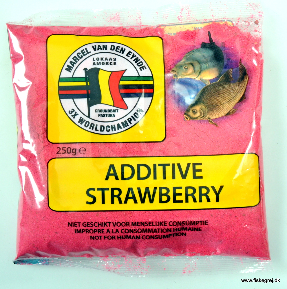 Billede af M.V.D. Eynde Strawberry Additive