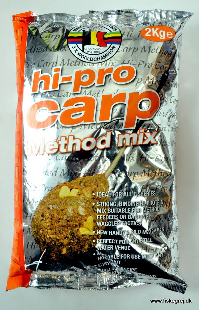 Billede af M.V.D. Eynde Hi-Pro Carp Method Mix 2kg