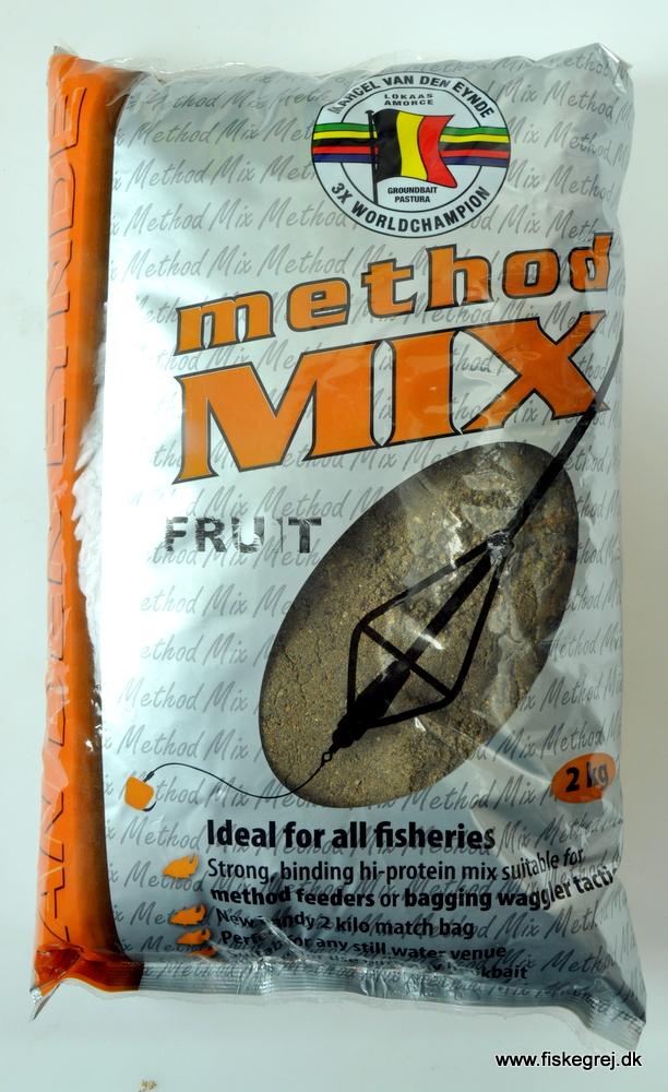 Billede af M.V.D. Eynde Method Mix Fruit 2kg