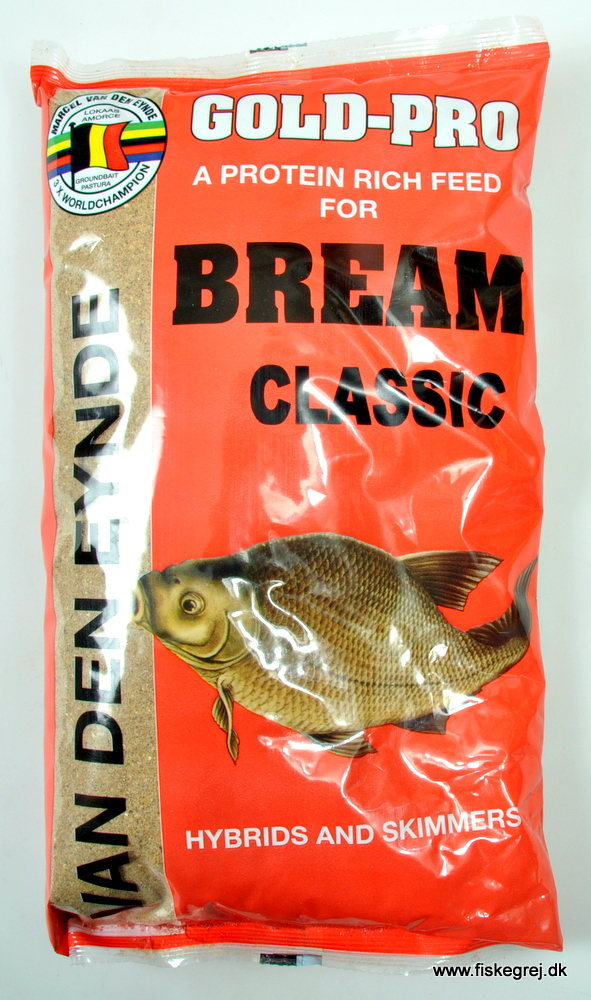 M.V.D. Eynde Gold-Pro Bream Classic