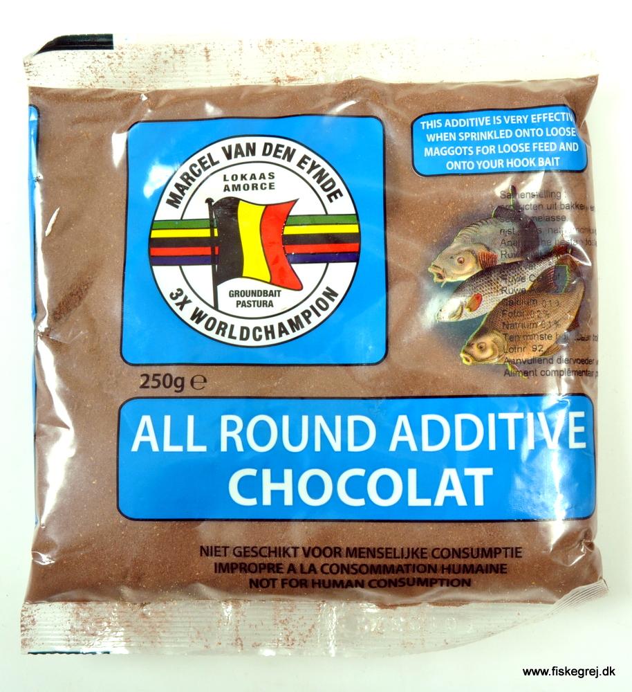 Billede af M.V.D. Eynde Chocolat Additive