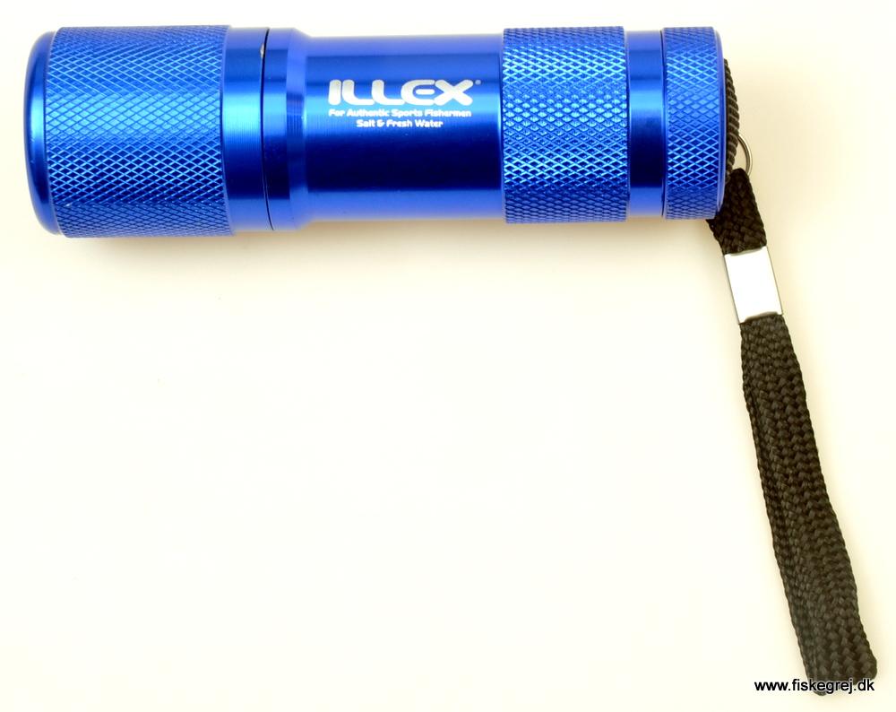 Billede af Illex Power UV Lygte