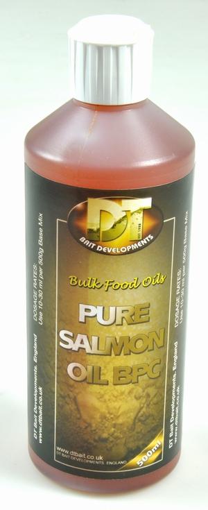 N/A – Dt bait pure salmon oil bpc på fiskegrej.dk