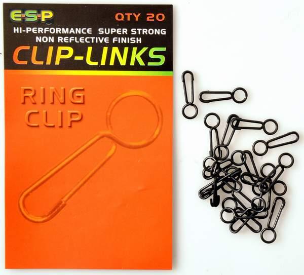 N/A Esp ring clip på fiskegrej.dk
