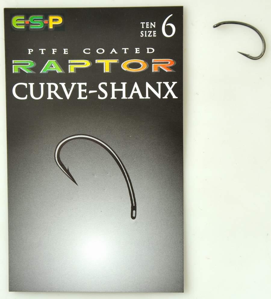Esp raptor curve-shanx fra N/A fra fiskegrej.dk