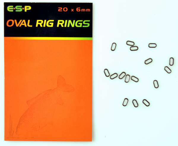 Image of   ESP Oval Rig Rings