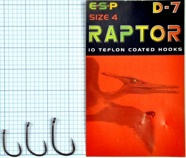 N/A – Esp raptor d7 på fiskegrej.dk