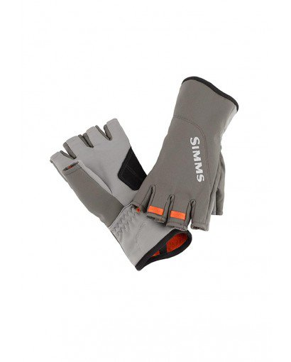 Image of   Simms Exstream Half finger Glove