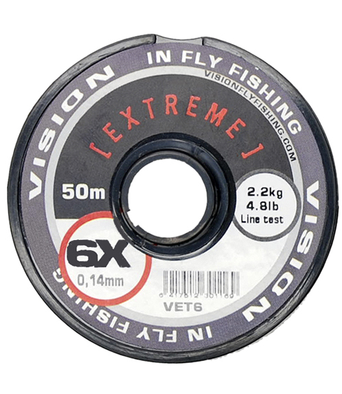 Vision Extreme tippet