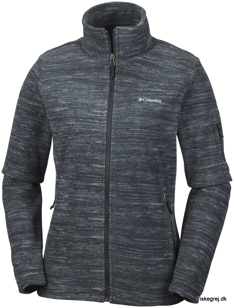 Image of   Columbia Fast Trek Print Fleece Sort