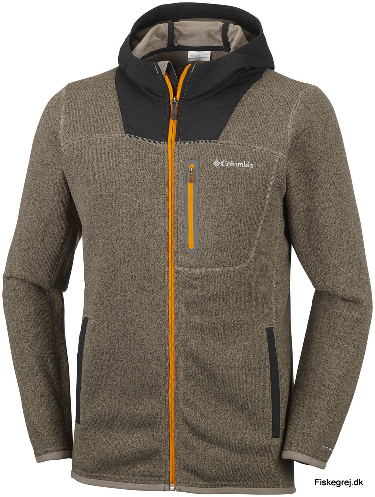 Image of   Columbia Altitude Aspect Full Zip Hoody Sage