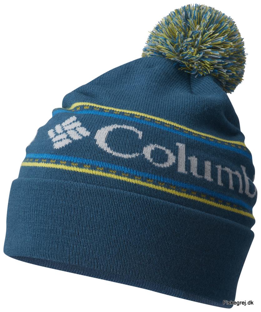 Billede af Columbia CSC Logo Beanie Blå