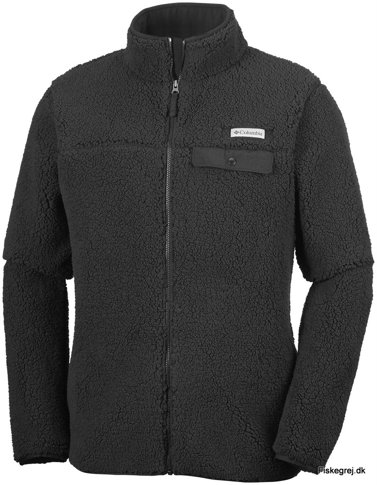 Billede af Columbia Mountain Side HW Fleece Sort