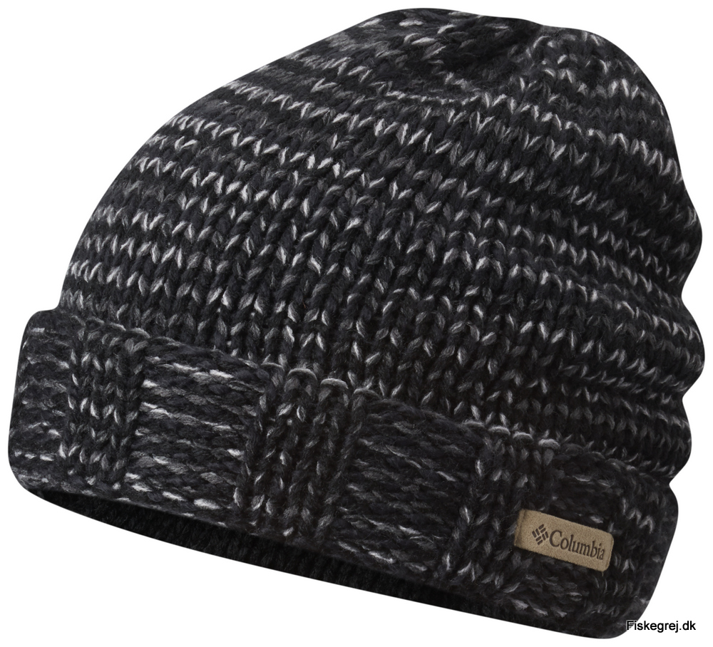 Billede af Columbia South Canyon Beanie Sort