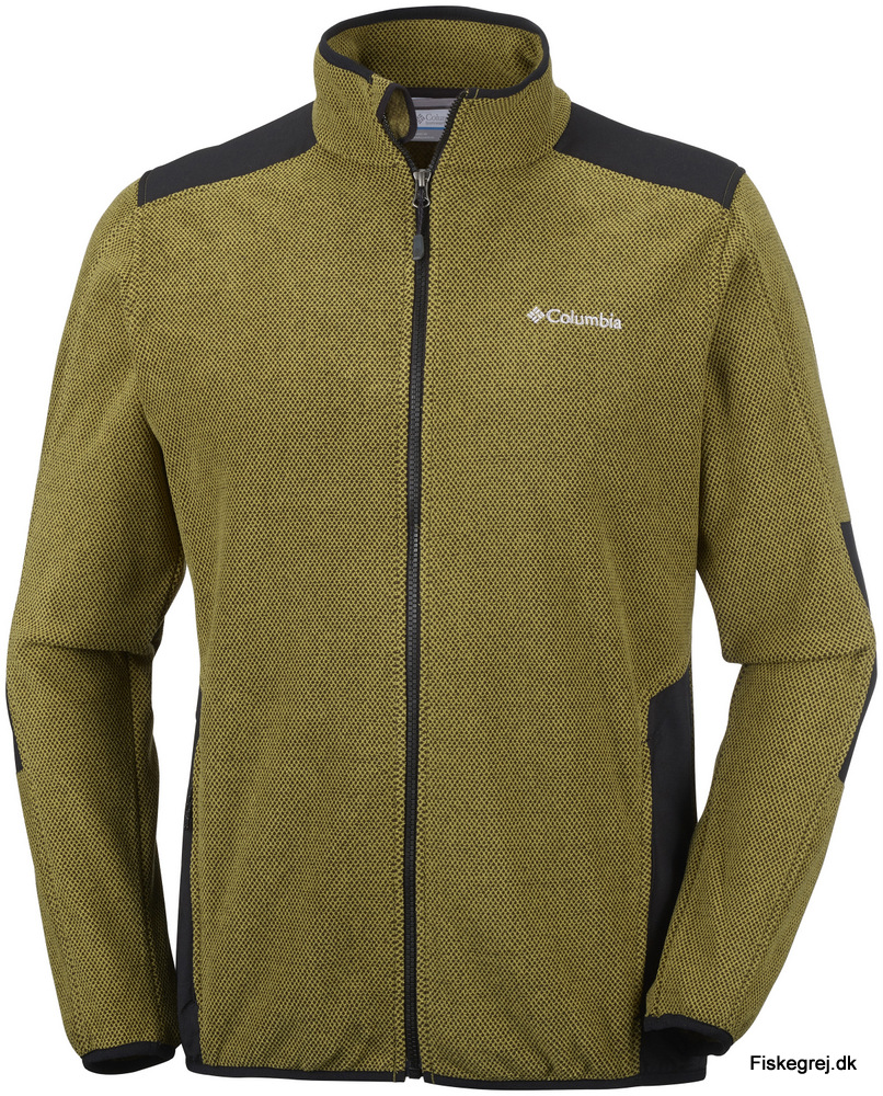 Image of   Columbia Tough Hiker Full Zip Fleece Grøn