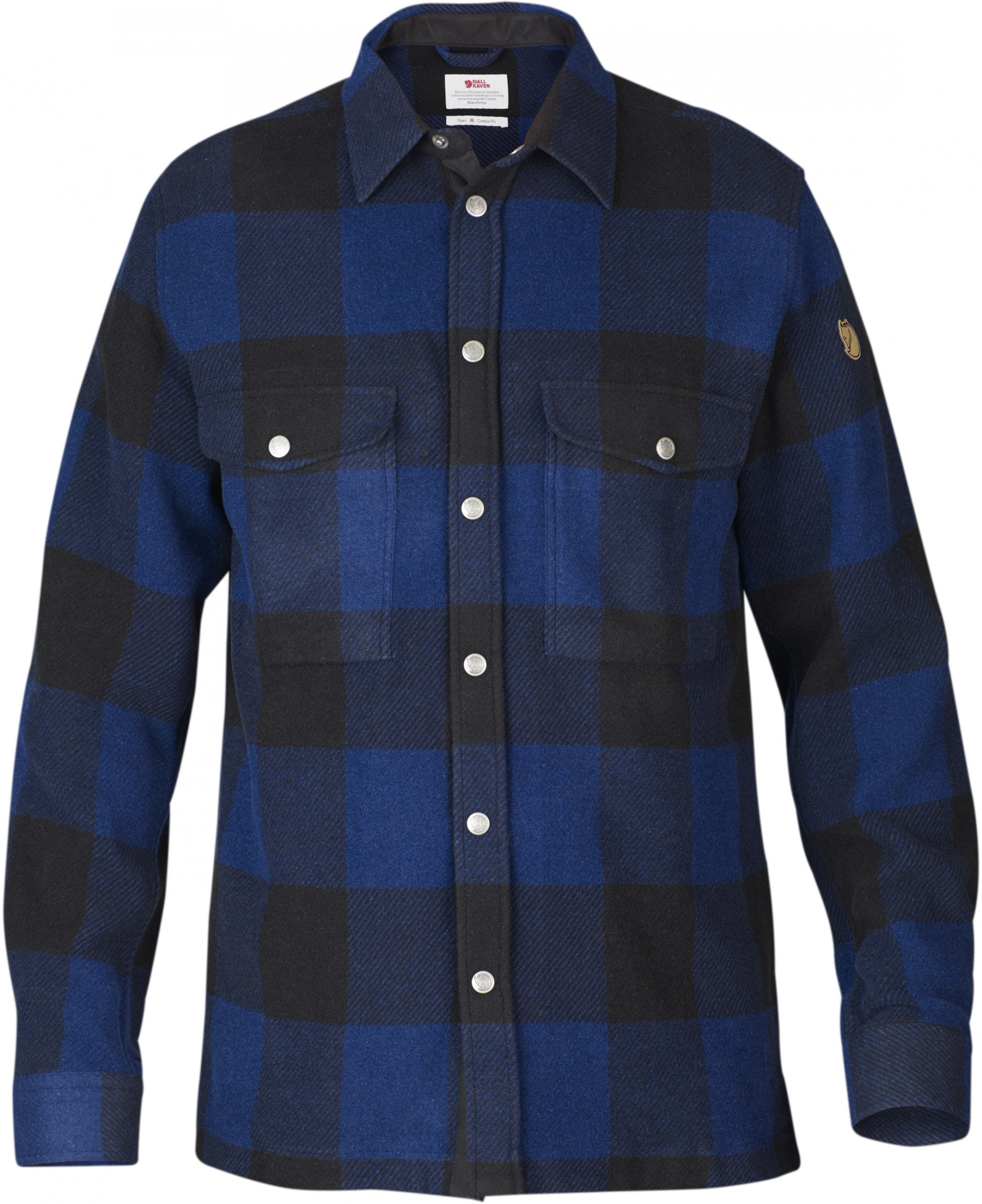 Fjällräven Canada Skjorte Blå