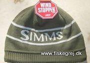 Image of   Simms Windstopper Flap Hue Olive