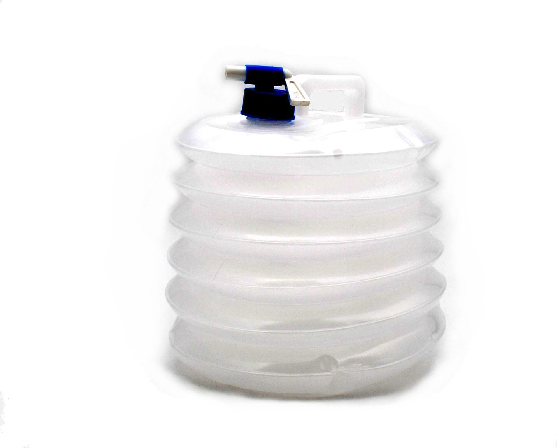 N/A – Foldevanddunk 8 liter fra fiskegrej.dk