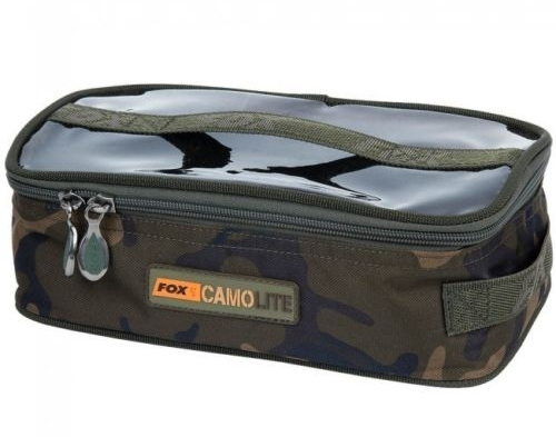 Fox Camo Lite Accessory Bag Large