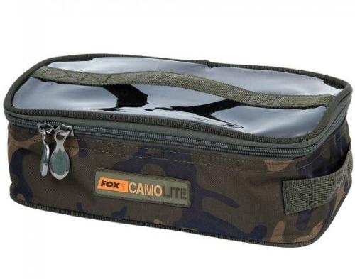 Fox Camo Lite Accessory Bag Large