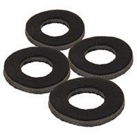Billede af Fox Black Label Leather Washers
