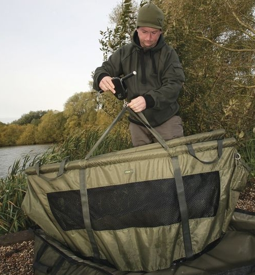 Billede af Fox STR Floatation Weigh Sling