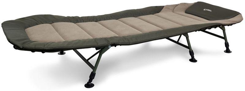 N/A – Fox warrior 6-leg bedchair fra fiskegrej.dk