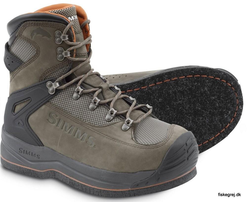 Simms G3 Guide Boot DK. Elkhorn Filt