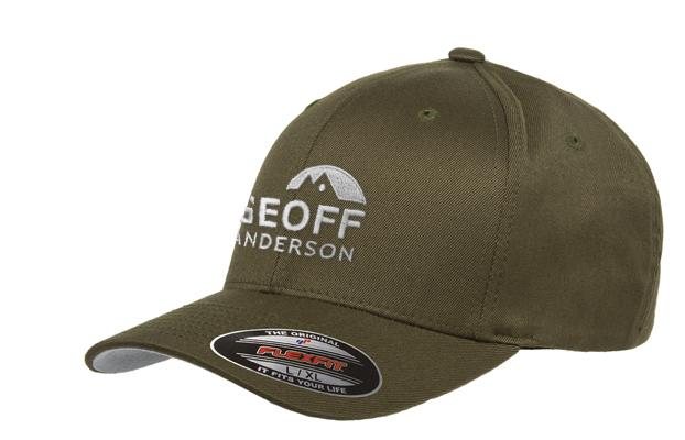Geoff Anderson Flexfit Grøn