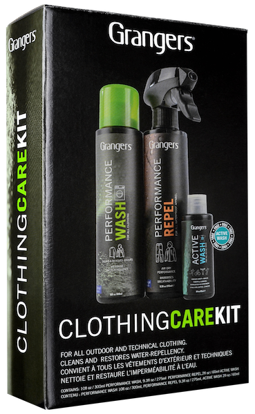 Granger´s Clothing Care Kit
