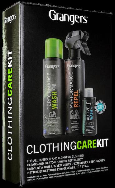 Billede af Granger´s Clothing Care Kit