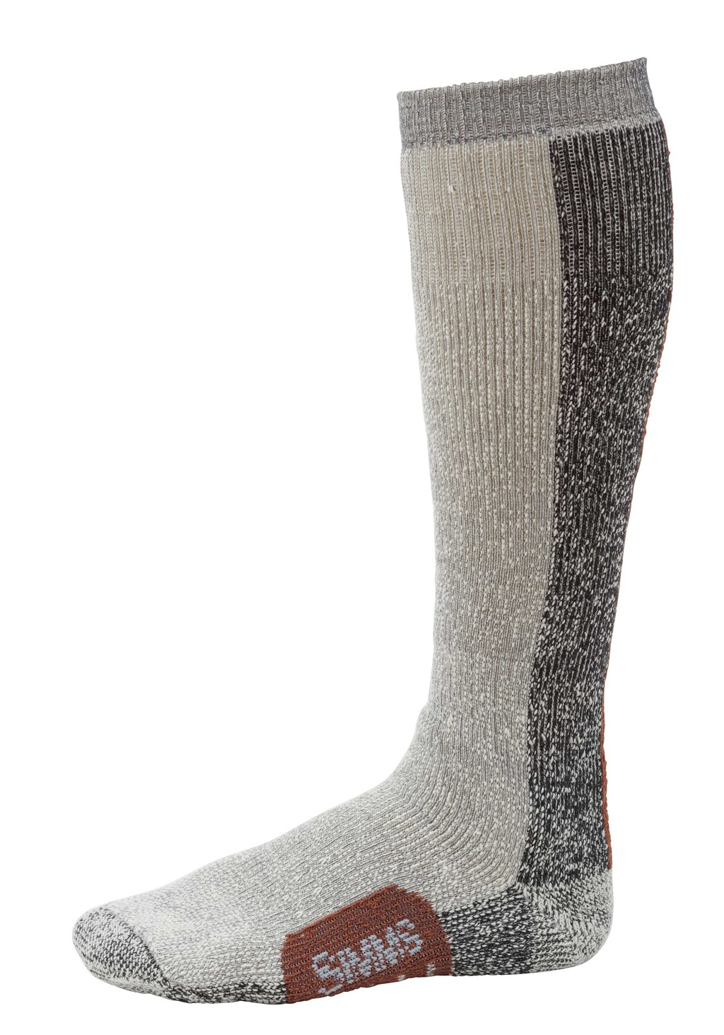 Image of   Simms Guide Thermal Sock Boulder