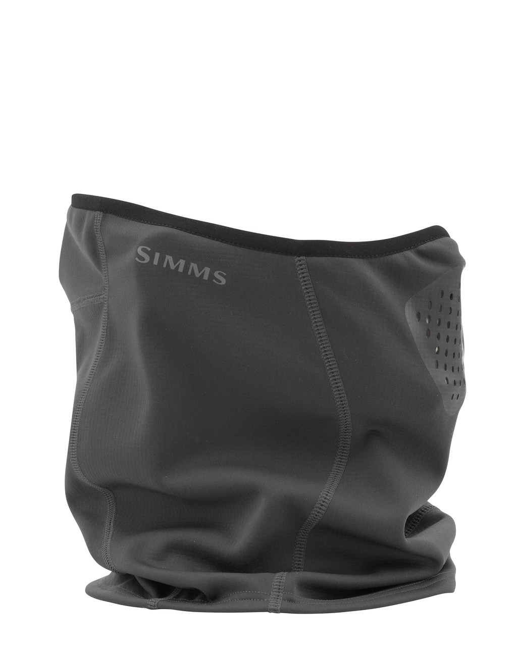 Image of   Simms Guide Windblock Neck Gaiter Raven