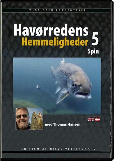 N/A Havørredens hemmeligheder 5 spin på fiskegrej.dk