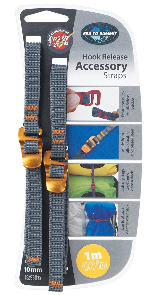 Seatosummit Hook Release Straps